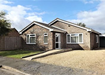 Thumbnail 3 bed bungalow for sale in Eastgate Gardens, Holbeach, Spalding