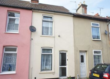 Thumbnail 2 bedroom terraced house for sale in Alma Road, Lowestoft