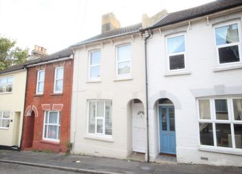 Thumbnail 3 bed terraced house for sale in Brisbane Road, Chatham