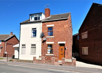 Thumbnail 2 bedroom semi-detached house for sale in High Street, South Hiendley, Barnsley, West Yorkshire