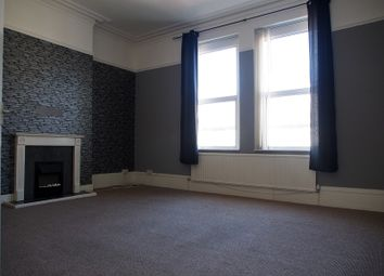 Thumbnail 3 bedroom flat to rent in High Street, Barry