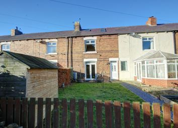 Thumbnail 2 bed terraced house for sale in Lady Beatrice Terrace, New Herrington, Houghton Le Spring