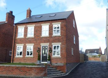 Thumbnail 5 bed detached house for sale in Church Street, Donisthorpe, Swadlincote