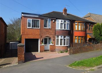 Thumbnail 4 bedroom semi-detached house for sale in Bramley Avenue, Sheffield