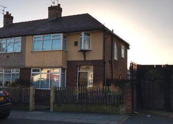 Thumbnail 3 bedroom end terrace house for sale in Regina Road, Walton, Liverpool