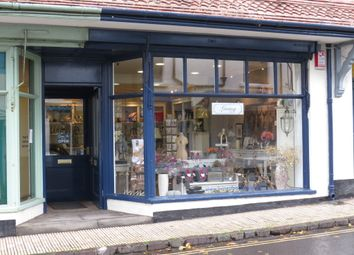 Thumbnail Commercial property for sale in Lowerbourne House, High Street, Porlock