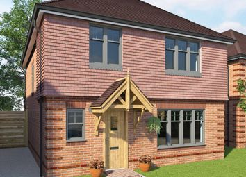 Thumbnail 4 bed detached house for sale in Grange Road, Ash, Aldershot