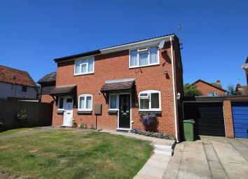 Thumbnail 2 bed semi-detached house for sale in Hazelrig Drive, Thame