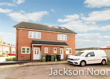 2 bed semi-detached house for sale in Silvergate, Ruxley Lane, West Ewell, Epsom KT19