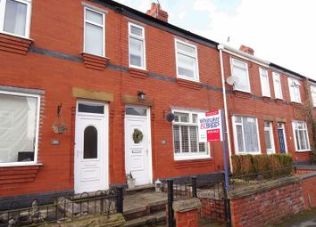 Thumbnail 3 bed terraced house for sale in Peter Street, Macclesfield