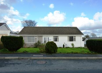 Thumbnail 3 bed detached bungalow for sale in Parc Roberts, Narberth, Pembrokeshire