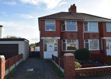 Thumbnail 3 bed semi-detached house for sale in North Drive, Thornton-Cleveleys, Lancashire