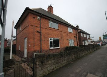 Thumbnail 2 bed terraced house to rent in Valley Road, Sherwood, Nottingham
