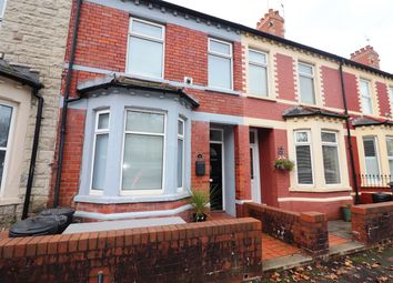 5 bed terraced house for sale in Blackweir Terrace, Cathays, Cardiff CF10