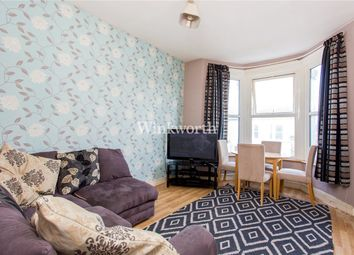 Thumbnail 3 bed flat for sale in Raleigh Road, Harringay, London