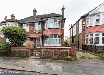 Thumbnail 4 bed property for sale in Carbery Avenue, Gunnersbury, London