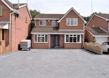 4 bed detached house for sale in Dickens Close, Galley Common, Nuneaton CV10