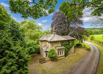 Thumbnail 4 bed detached house for sale in Pateley Bridge Road, Burnt Yates, Harrogate