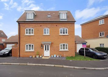Thumbnail 4 bed detached house for sale in Kyte Way, Trowbridge, Wiltshire