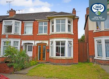 Thumbnail 3 bed end terrace house for sale in Poitiers Road, Cheylesmore, Coventry