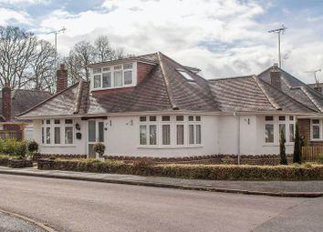 Thumbnail 4 bed detached bungalow for sale in Lakewood Road, Ashurst, Southampton