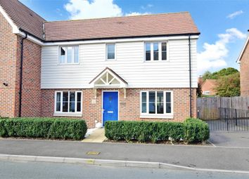 Thumbnail 3 bed semi-detached house for sale in Whyke Marsh, Chichester, West Sussex
