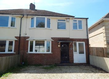 Thumbnail 4 bed semi-detached house to rent in Merewood Avenue, Headington, Oxford