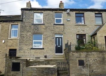 Thumbnail 3 bedroom terraced house for sale in Burn Road, Birchencliffe, Huddersfield