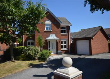 Thumbnail 3 bed detached house for sale in Bridgewood Drive, Great Sutton, Ellesmere Port