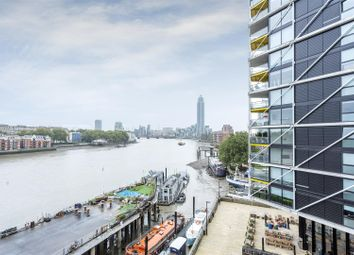 Thumbnail 2 bed flat for sale in 4 Riverlight Quay, Nine Elms, London