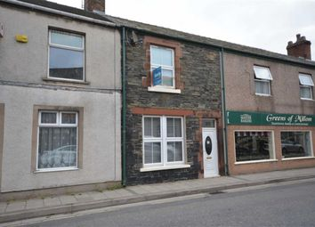 Thumbnail 2 bed terraced house for sale in Wellington Street, Millom, Cumbria