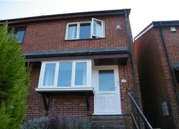 2 bed semi-detached house to rent in Howard Close, Exeter EX4