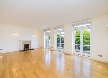 Thumbnail 4 bed terraced house for sale in Thames Crescent, Chiswick, London