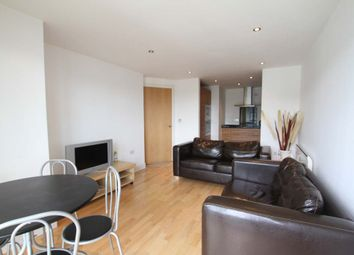 Thumbnail 2 bed flat to rent in Leeds Dock, The Boulevard, City Living, Leeds