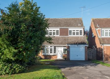 Thumbnail 4 bed detached house for sale in Frithwood Lane, Billericay
