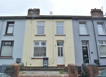 Thumbnail 3 bed terraced house for sale in Park View Terrace, Aberdare, Rhondda Cynon Taff