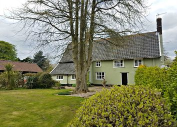 Thumbnail 3 bed cottage to rent in Low Road, Marlesford, Woodbridge
