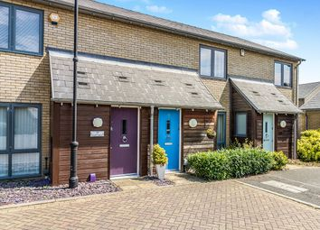 Thumbnail 2 bed terraced house for sale in Eastview, St. Marys Island, Chatham