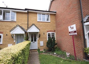 Thumbnail 2 bed terraced house to rent in Timor Close, Whiteley, Fareham