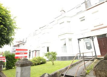 Thumbnail 1 bed flat to rent in Rochester Road, Plymouth, Pl 4