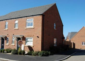 Thumbnail 3 bedroom end terrace house for sale in Norris Mews, Long Buckby, Northampton