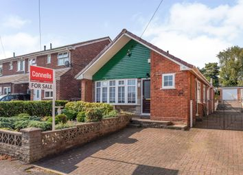 Thumbnail 3 bed detached bungalow for sale in Edward Street, Cannock