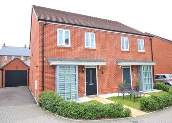 3 bed semi-detached house for sale in 17 Samborne Drive, Wokingham, Berkshire RG40