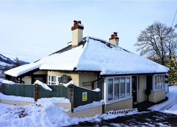 Thumbnail 3 bed detached house for sale in Abbey Road, Llangollen