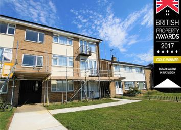 Thumbnail 2 bed flat for sale in Worcester Drive, Rayleigh, Essex