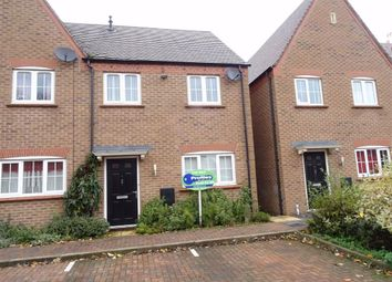 3 bed semi-detached house for sale in Greyhound Croft, Hinckley LE10