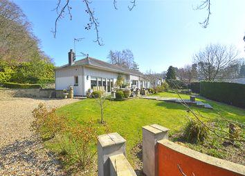 Thumbnail 3 bedroom detached bungalow for sale in Leckhampton Hill, Cheltenham, Gloucestershire
