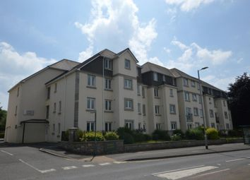 Thumbnail 1 bed flat for sale in Maple Court, 18 Horn Cross Road, Plymouth
