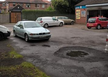Thumbnail Land for sale in Regent Garage, 20 Bramley Park Road, Sheffield