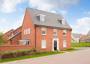 "Thumbnail 5 bed detached house for sale in ""Maddoc"" at Yafforth Road, Northallerton"